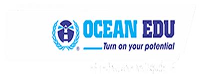Ocean Edu Ielts Logo