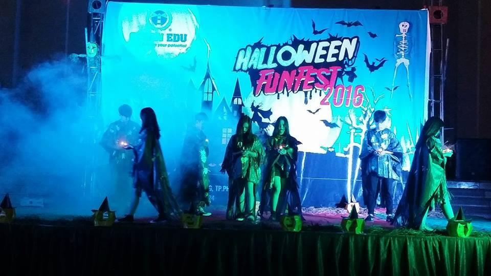 Ocean Edu Vietnam Phu Ly Halloween 2016