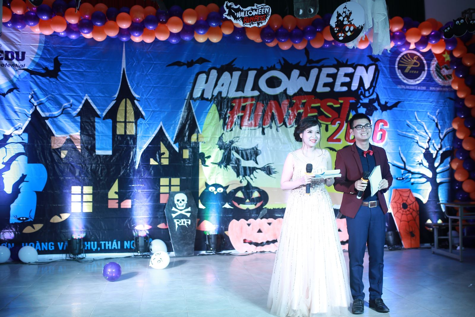 Ocean Edu Thai Nguyen Halloween