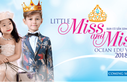 LITTLE MISS AND MISTER OCEAN EDU VIETNAM 2018