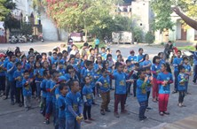 Ocean Edu Bac Giang Students Christmas Outdoor Activities  Learn English, English Center