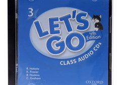 Bộ đĩa CD Let's go 3_4th Edition