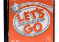 Bộ đĩa CD Let's go 5_4th Edition