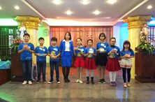 Christmas Activities : Ocean Edu Ninh Binh Students celebrates Christmas Learn English, English Center