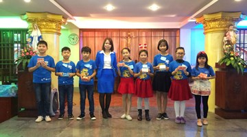 Christmas Activities : Ocean Edu Ninh Binh Students celebrates Christmas