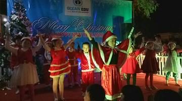 Ocean Edu Yen Bai - Christmas & New Year Celebration