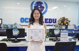 NGUYỄN NHẬT ANH - TOP 3 OCEAN TALKS IELTS CIRCLE OF CHAMPIONS 2018